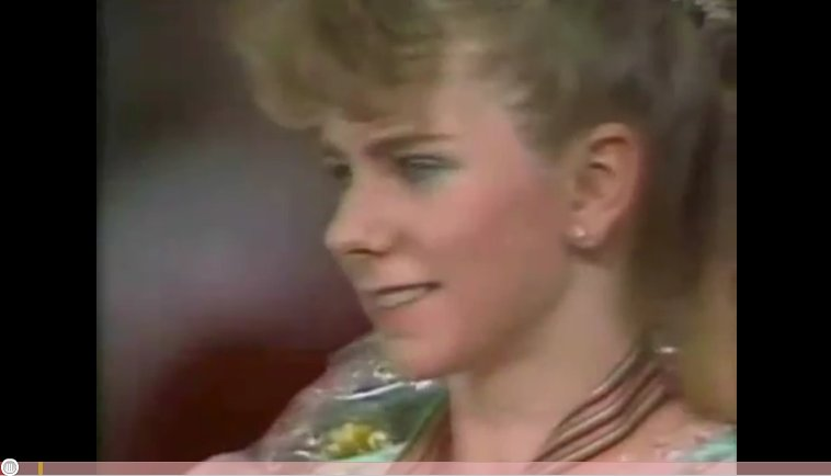 Tonya Harding montage video on YouTube
